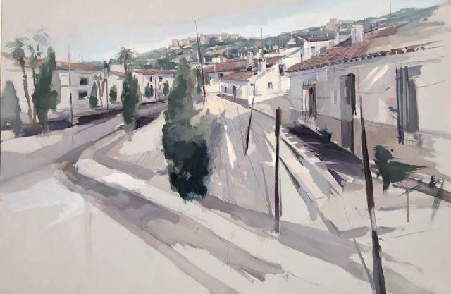El Ayuntamiento organiza este domingo el XXVI Concurso de Pintura al Aire Libre Rincones de Puerto Lumbreras - 2, Foto 2