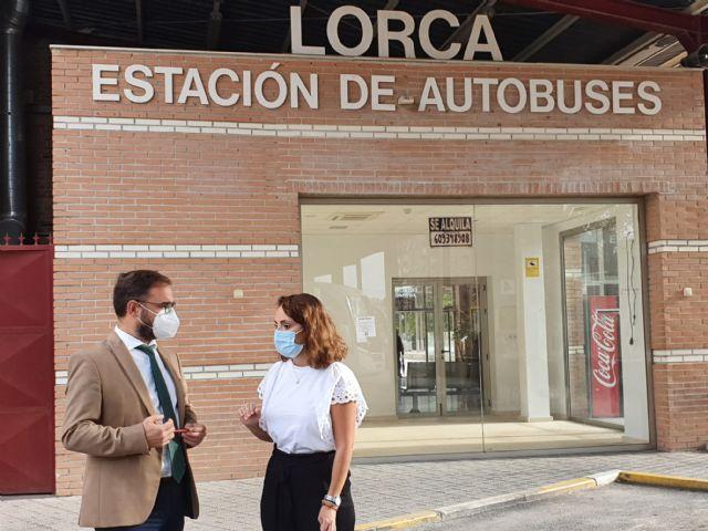 El Ayuntamiento de Lorca solicita el mantenimiento de la línea de autobús Lorca-Guazamara - 1, Foto 1