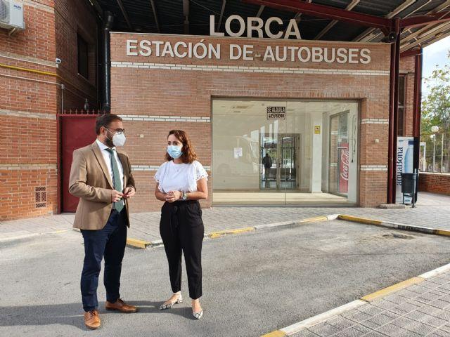 El Ayuntamiento de Lorca solicita el mantenimiento de la línea de autobús Lorca-Guazamara - 2, Foto 2