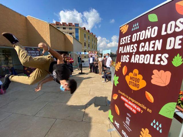 El otoño llega a Murcia y pedanías cargado de actividades gratuitas de ocio, cultura y deporte - 2, Foto 2
