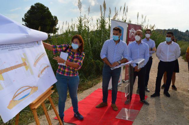 Las Torres de Cotillas y Molina de Segura firman el convenio para construir la pasarela peatonal que unirá La Loma con La Ribera - 4, Foto 4