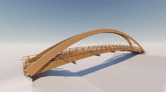 Las Torres de Cotillas y Molina de Segura firman el convenio para construir la pasarela peatonal que unirá La Loma con La Ribera - 5, Foto 5