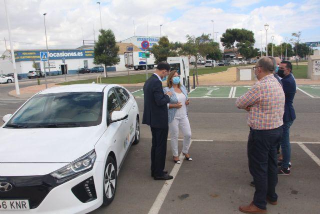San Pedro del Pinatar aumenta los puntos de recarga de vehículos eléctricos - 1, Foto 1