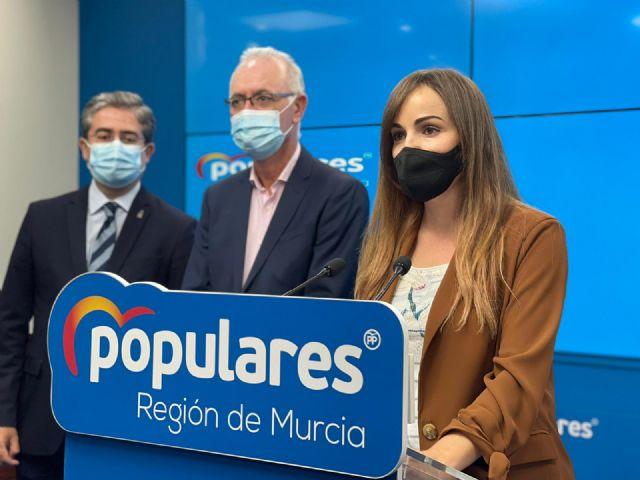 El PP dice basta ya al uso abusivo de las instituciones que hace Mario Gómez y vuelve a pedir su dimisión - 1, Foto 1