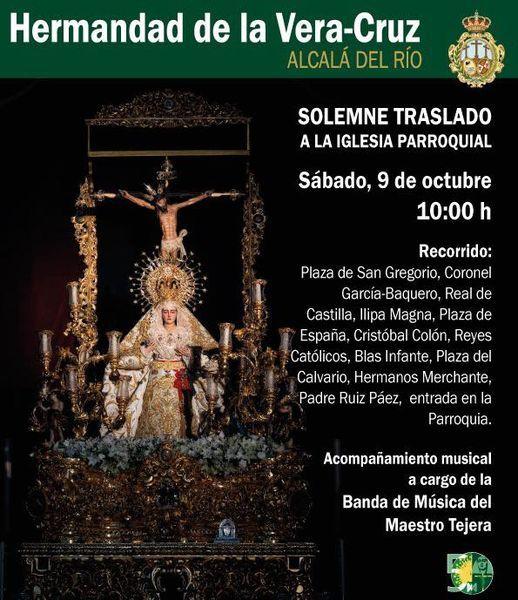 Bandas de música para la celebración del L Aniversario de la coronación canoníca de la virgen de las Angustias de Alcalá del Río (Sevilla) - 1, Foto 1