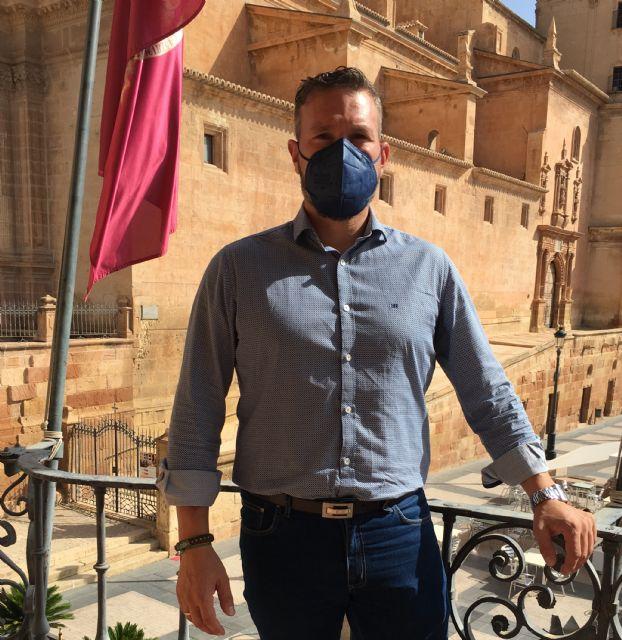 El GM VOX Lorca insta nuevamente al alcalde a que convoque urgentemente una Junta Local de Seguridad - 1, Foto 1