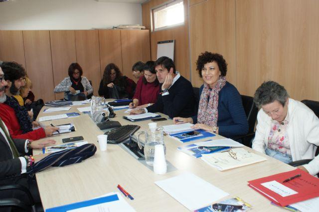 La alcaldesa de Puerto Lumbreras asiste a la reunión de la Comisión de Integración y Cohesión Social de la FEMP en Madrid - 1, Foto 1