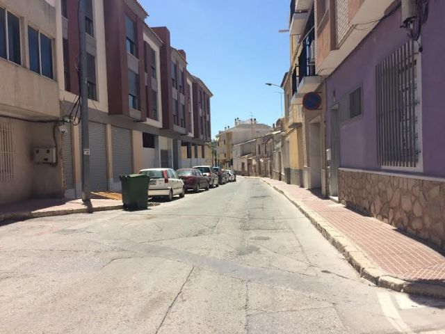 Next week, the renovation and paving works on Cánovas del Castillo Street within the POS of 2016 - 1