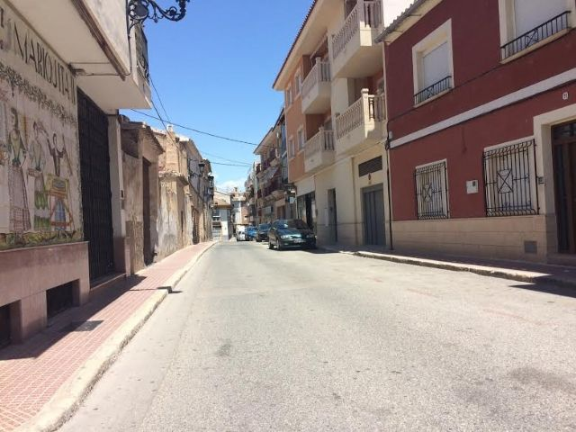 Next week, the renovation and paving works on Cánovas del Castillo Street within the POS of 2016 - 2