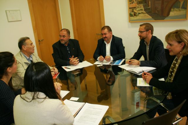 """The municipal government is promoting the construction of a Solar Energy Plant next to the industrial estate """"El Saladar"""", which will promote the company """"Soltec"""" - 1"""
