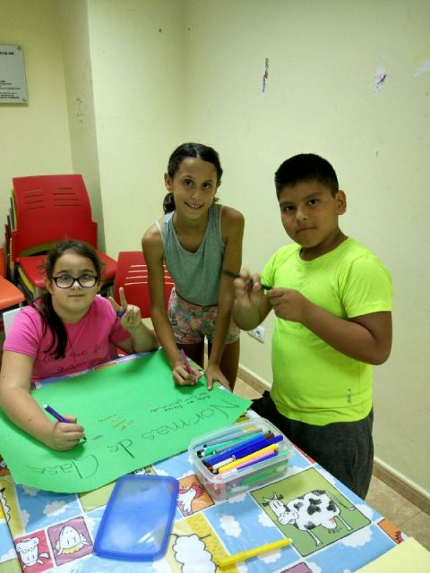 "Great success of educational leisure activities and school reinforcement developed by ""El Candil"" - 6"