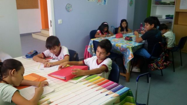 "Great success of educational leisure activities and school reinforcement developed by ""El Candil"" - 8"