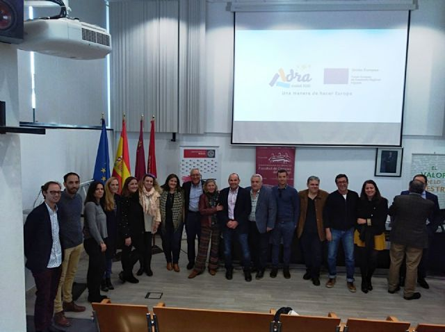 El Ayuntamiento de Totana, presente en el VI Foro Regional de Empleo y Desarrollo Local que se celebra en la Universidad de Murcia, Foto 1