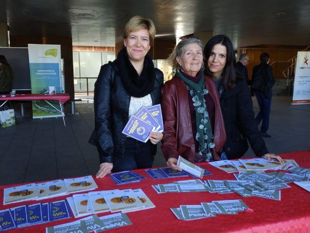 El Ayuntamiento de Totana, presente en el VI Foro Regional de Empleo y Desarrollo Local que se celebra en la Universidad de Murcia, Foto 2