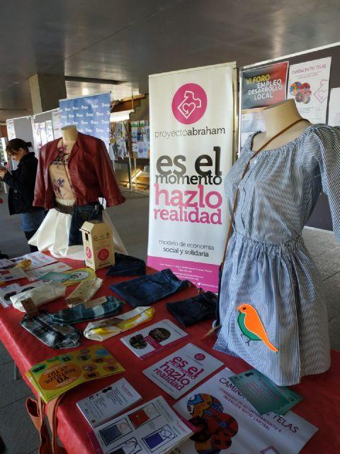 El Ayuntamiento de Totana, presente en el VI Foro Regional de Empleo y Desarrollo Local que se celebra en la Universidad de Murcia, Foto 8