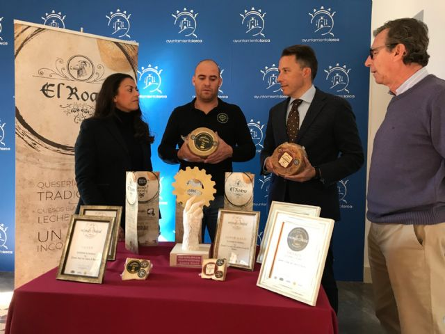 Los quesos lorquinos de El Roano se alzan con medallas de oro, plata y bronce de la World Cheese Awards celebrada en Noruega - 1, Foto 1