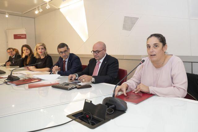La UMU y el Ayuntamiento de Molina de Segura renuevan el convenio para desarrollar el programa `Salud 5-10: niños sanos, adultos felices´ - 2, Foto 2