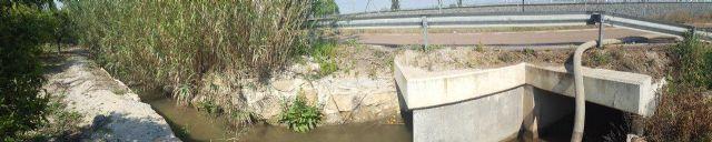 Ahora Murcia logra demostrar que el agua de los regantes se extrae ilegalmente para las obras de la autovía del Reguerón - 2, Foto 2