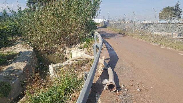 Ahora Murcia logra demostrar que el agua de los regantes se extrae ilegalmente para las obras de la autovía del Reguerón - 3, Foto 3