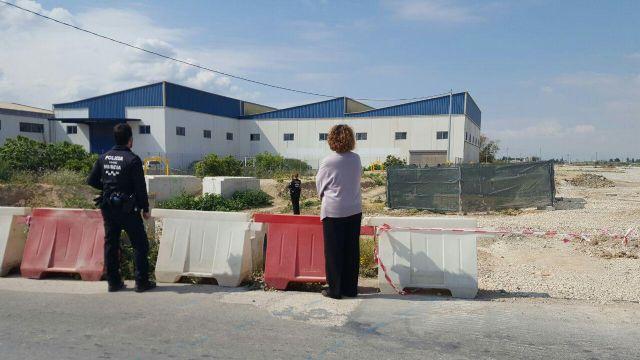 Ahora Murcia logra demostrar que el agua de los regantes se extrae ilegalmente para las obras de la autovía del Reguerón - 5, Foto 5