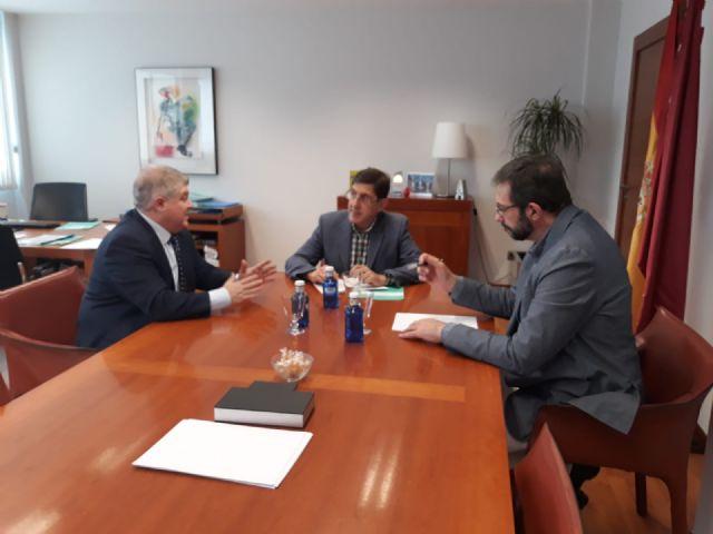 El alcalde de Calasparra solicita la mejora de urgencias en el Centro de Salud del municipio - 1, Foto 1