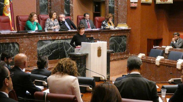 Podemos considera que un gobierno de derechas con mayoría jamás hubiera declarado libre de fracking la Región de Murcia - 1, Foto 1