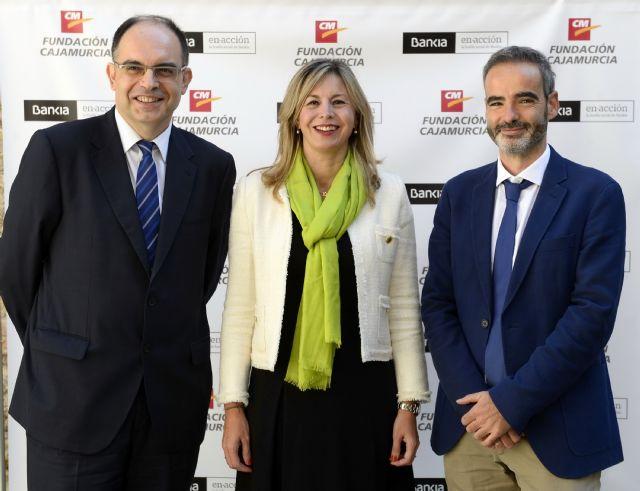 La Universidad de Murcia, Bankia y Fundación CajaMurcia conceden ayudas para estudiar en el extranjero - 1, Foto 1