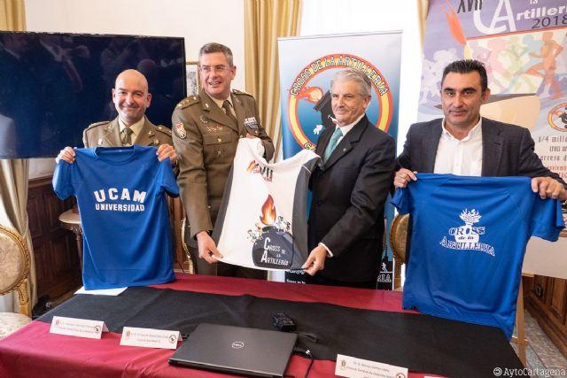 El Ayuntamiento propondrá al Cross de Artillería para los Premios del Deporte de la Región de Murcia - 1, Foto 1