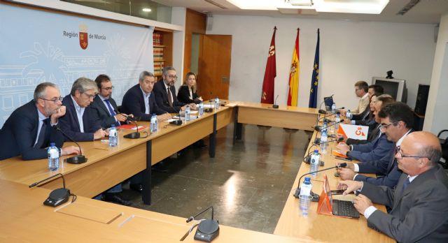 Comienzan las negociaciones para la elaboración de los Presupuestos de la Región de Murcia para 2019 - 1, Foto 1