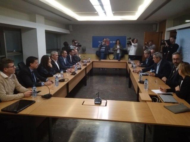 Ciudadanos pone en marcha cinco subcomisiones negociadoras para los presupuestos de 2019, Foto 2