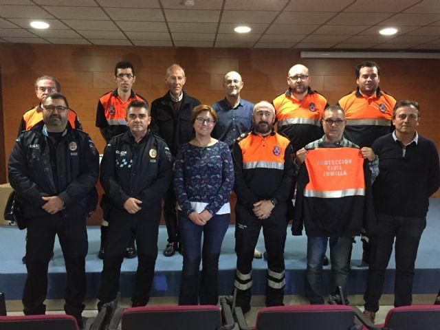 Protección Civil se reactiva con una veintena de voluntarios - 1, Foto 1