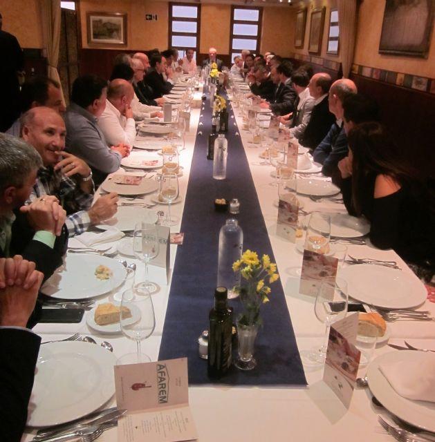 Asamblea AFAREM Asociación de Fabricantes de Áridos de la Región de Murcia, Foto 3