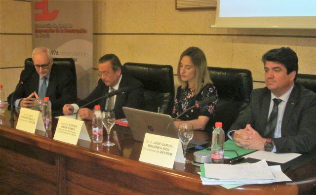 Asamblea AFAREM Asociación de Fabricantes de Áridos de la Región de Murcia, Foto 4