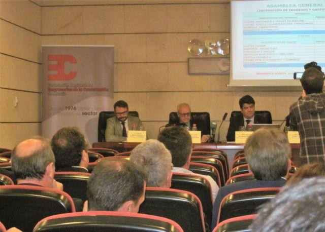 Asamblea AFAREM Asociación de Fabricantes de Áridos de la Región de Murcia, Foto 5