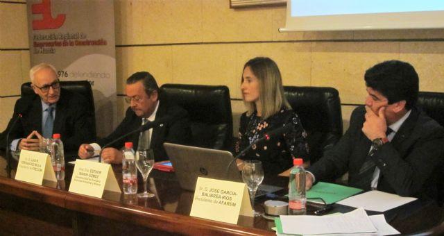 Asamblea AFAREM Asociación de Fabricantes de Áridos de la Región de Murcia, Foto 6