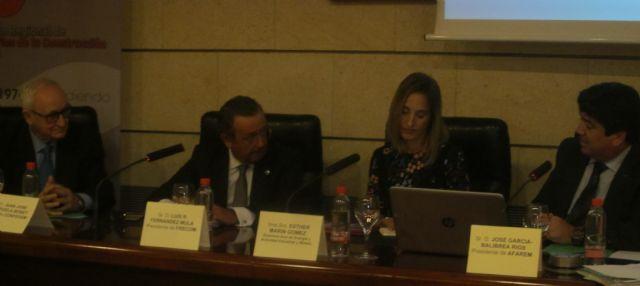 Asamblea AFAREM Asociación de Fabricantes de Áridos de la Región de Murcia, Foto 8