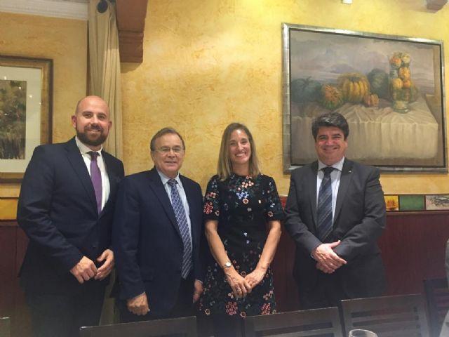 Asamblea AFAREM Asociación de Fabricantes de Áridos de la Región de Murcia, Foto 9