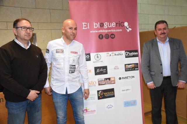"""Se presenta el blog especializado en gastronomía y restauración """"www.elbloguerico.com"""", promovido por una empresa de Totana"""