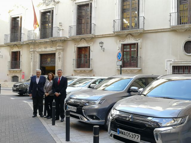 La CHS adquiere 12 vehículos para mejorar las labores de vigilancia de agentes y guardias fluviales, Foto 1