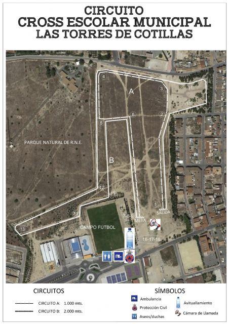 El cross escolar 2019 de Las Torres de Cotillas espera 1.200 corredores - 2, Foto 2