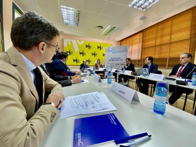 La Comunidad pondrá en marcha nuevas medidas para mejorar el ecosistema industrial, Foto 1