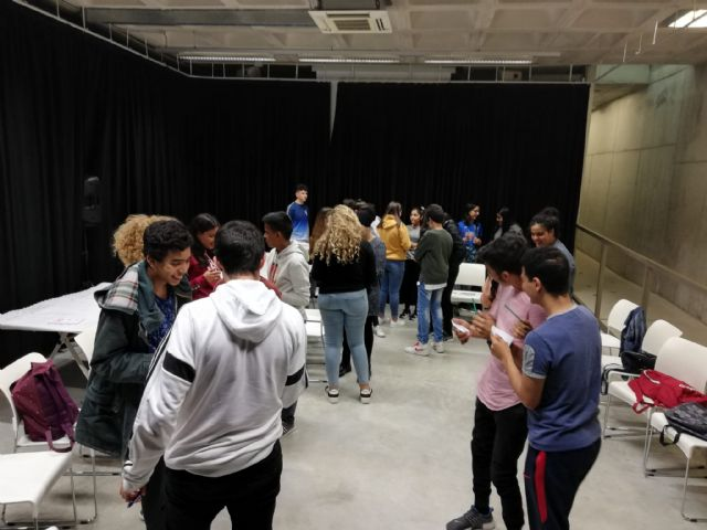 El Grupo Motor Juvenil conducirá el Presupuesto Participativo Joven - 1, Foto 1