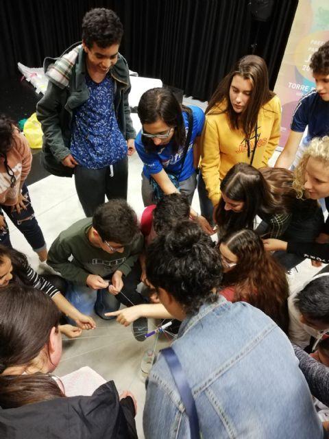 El Grupo Motor Juvenil conducirá el Presupuesto Participativo Joven - 5, Foto 5