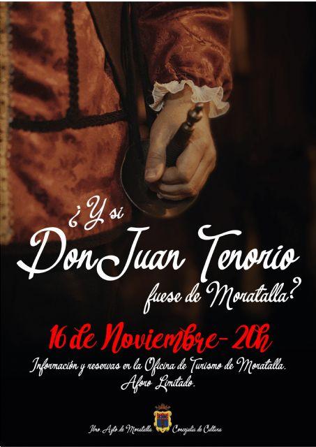 ¿Y si Don Juan Tenorio fuese de Moratalla? - 1, Foto 1