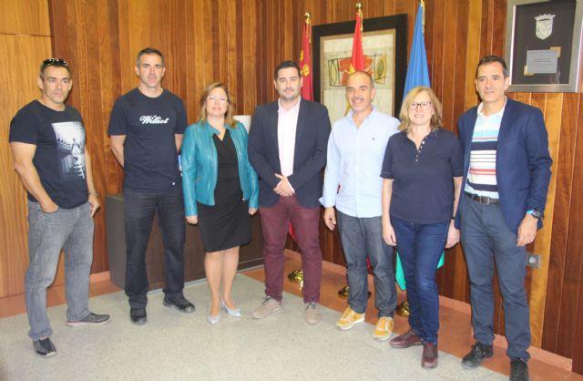 El Ayuntamiento y asociaciones locales reafirman su compromiso con el deporte base en San Pedro del Pinatar - 1, Foto 1