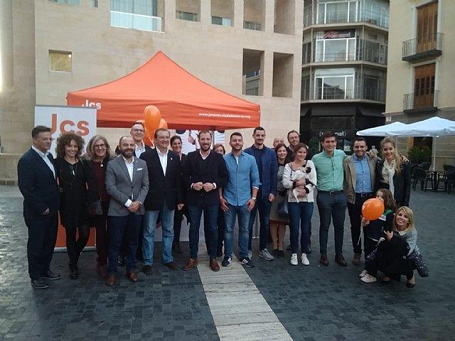 Ciudadanos bonificará al 100% durante un año el primer contrato de trabajo para todos los jóvenes, Foto 2