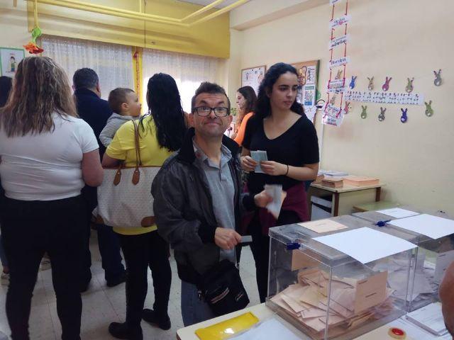 La Región de Murcia contará por primera vez con colegios electorales con accesibilidad cognitiva, Foto 1