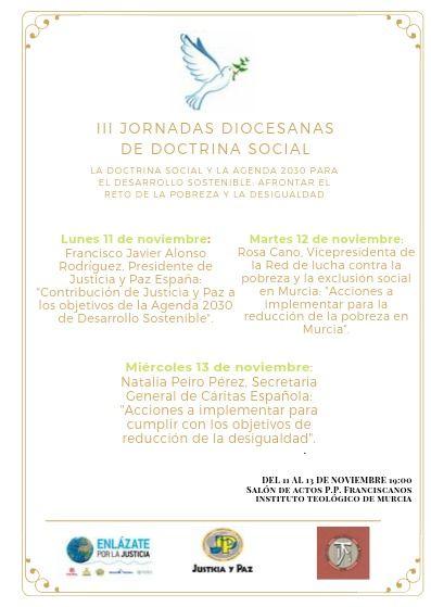 III Jornadas de Doctrina Social de la Iglesia en el ITM, Foto 2