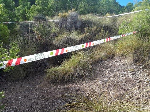 Herido un hombre al sufrir una caída en un pozo la sierra de los Mochuelos - 1, Foto 1