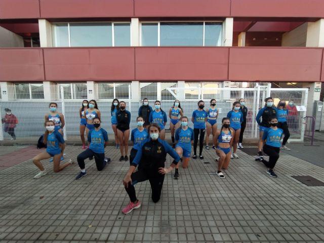 Broche nacional para los Sub16 del UCAM Cartagena - 1, Foto 1